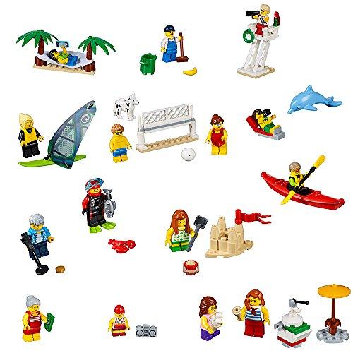 レゴ シティ 6174563 LEGO City Town People Pack ? Fun at The Beach 60153 Building Kit (169 Piece)レゴ シティ 6174563