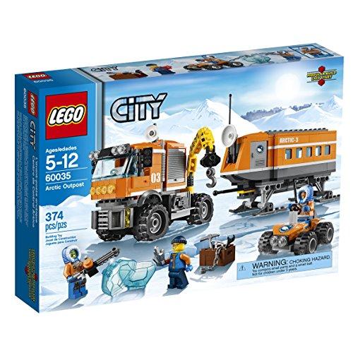 レゴ シティ 6059167 LEGO City Arctic Outpost 60035 Building Toy (Discontinued by manufacturer)レゴ シティ 6059167