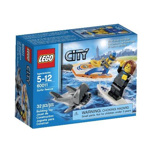 レゴ シティ 60011 LEGO City 60011 Surfer Rescue Toy Building Setレゴ シティ 60011