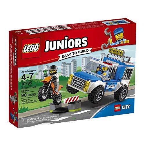 レゴ 6175388 【送料無料】LEGO Juniors Police Truck Chase 10735レゴ 6175388