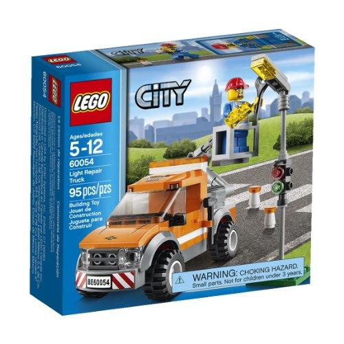 レゴ シティ 6056698 LEGO City Great Vehicles Light Repair Truck 60054レゴ シティ 6056698