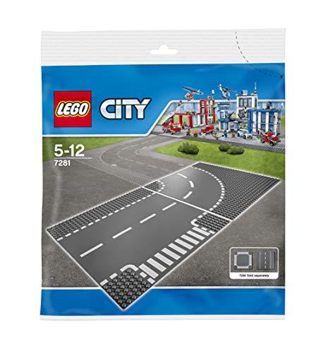 レゴ シティ 13307 【送料無料】LEGO City T-Junction & Curvesレゴ シティ 13307