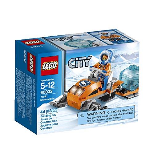 レゴ シティ 6059153 【送料無料】LEGO City Arctic Snowmobile 60032 Building Toyレゴ シティ 6059153