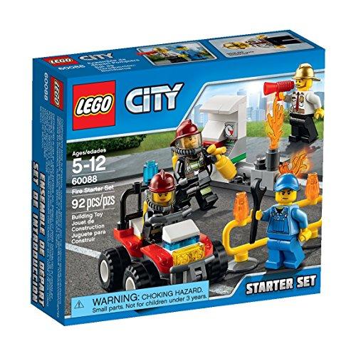 レゴ シティ 60088 【送料無料】LEGO City Fire Starter Set (60088)レゴ シティ 60088