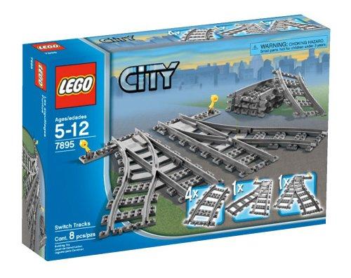 レゴ シティ 4286834 LEGO City Switch Tracksレゴ シティ 4286834