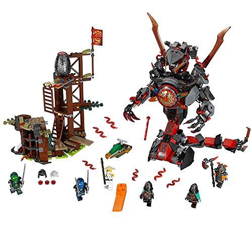 レゴ ニンジャゴー 6174540 LEGO NINJAGO Dawn of Iron Doom 70626レゴ ニンジャゴー 6174540