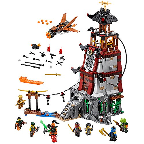 レゴ ニンジャゴー 6144781 【送料無料】LEGO NINJAGO The Lighthouse Siege 70594 Kids Toyレゴ ニンジャゴー 6144781