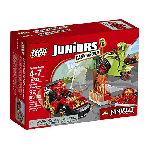 レゴ ニンジャゴー 6135760 【送料無料】LEGO Juniors Snake Showdown 10722 Toy for 4-7-Year-Oldsレゴ ニンジャゴー 6135760