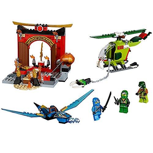 レゴ ニンジャゴー 6135829 LEGO Juniors Lost Temple 10725 Toy for 4-Year-Oldsレゴ ニンジャゴー 6135829