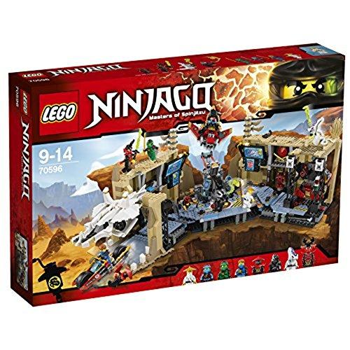 レゴ ニンジャゴー 70596 Lego NINJAGO cave base ninja-based X 70596レゴ ニンジャゴー 70596