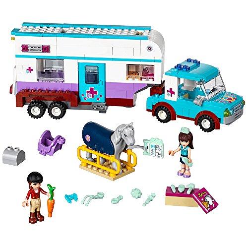 レゴ フレンズ 6136476 LEGO 41125 Horse Vet Trailer Building Kit, (370 Piece)レゴ フレンズ 6136476