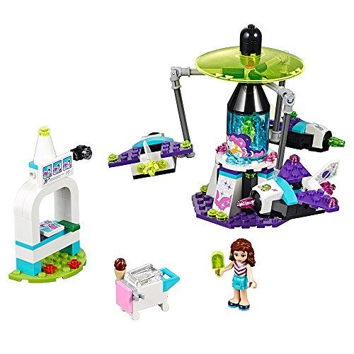 レゴ フレンズ 6136482 【送料無料】LEGO Friends Amusement Park Space Ride 41128 Toy for Girls and Boysレゴ フレンズ 6136482