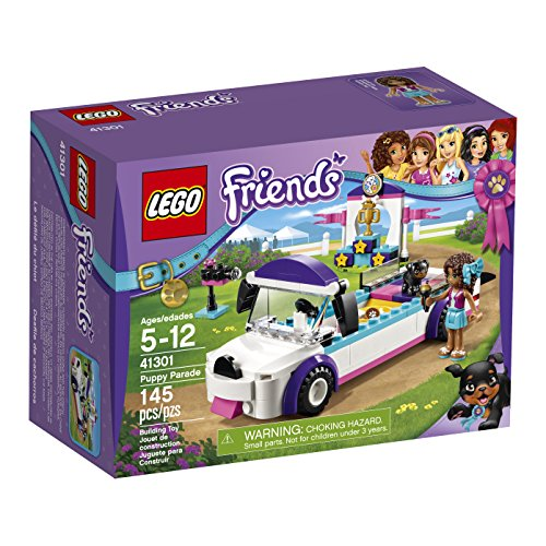 人気ブランドを レゴ Friends フレンズ 6174615【送料無料 レゴ】LEGO Friends Puppy 41301 Parade 41301 Popular Kids Toyレゴ フレンズ 6174615, ミヤマチョウ:1c99095d --- zhungdratshang.org