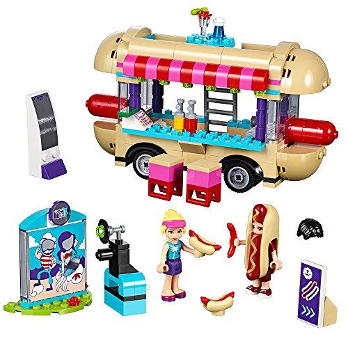 レゴ フレンズ 6136484 【送料無料】LEGO Friends Amusement Park Hot Dog Van 41129レゴ フレンズ 6136484
