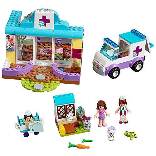 レゴ フレンズ 6135866 【送料無料】LEGO 10728 Mia's Vet Clinic Toy for Juniorsレゴ フレンズ 6135866