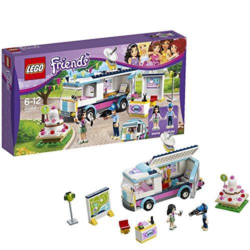 レゴ フレンズ 41056 LEGO Friends Set #41056 Heartlake News Vanレゴ フレンズ 41056