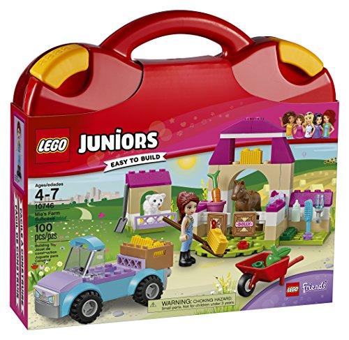 レゴ フレンズ 6175624 LEGO Juniors Mia's Farm Suitcase 10746レゴ フレンズ 6175624, ベーネベーネ ff5a9e3e