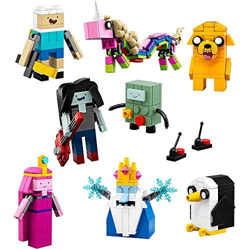 レゴ 6177764 LEGO Ideas Adventure Time (21308) - Building Toy and Popular Gift for Fans of LEGO Sets and Cartoon Network (495 Pieces)レゴ 6177764