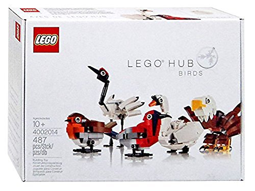 レゴ 2002014 Lego Hub Birds Exclusive Set 4002014レゴ 2002014