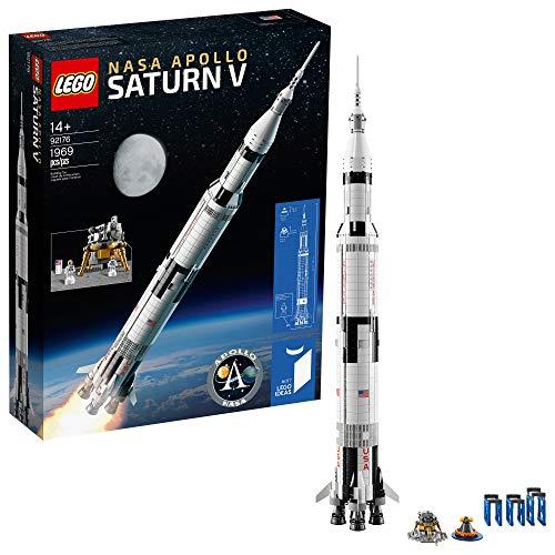 レゴ 6224324 LEGO Ideas NASA Apollo Saturn V 21309 Outer Space Model Rocket for Kids and Adults, Science Building Kit (1900 pieces)レゴ 6224324