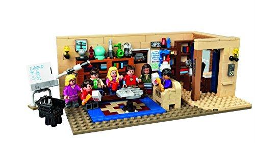 レゴ 21302 LEGO BIG BANG THEORY SET no people/figures/minifigs LIVING ROOM ONLY 21302レゴ 21302