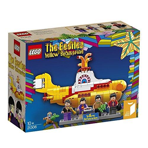 レゴ 21306 (European Version) LEGO Ideas Yellow Submarine 21306 Building Kitレゴ 21306