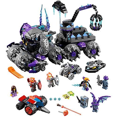 レゴ ネックスナイツ 6174989 LEGO NEXO KNIGHTS Jestro's Headquarters 70352 Toy for Kidsレゴ ネックスナイツ 6174989