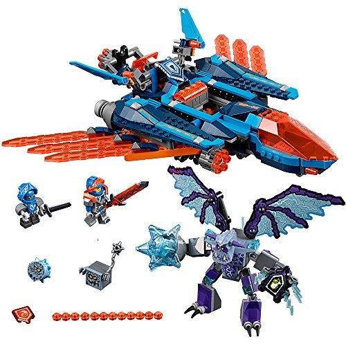 レゴ ネックスナイツ 6174986 LEGO NEXO KNIGHTS Clay's Falcon Fighter Blaster 70351 Childrens Toyレゴ ネックスナイツ 6174986
