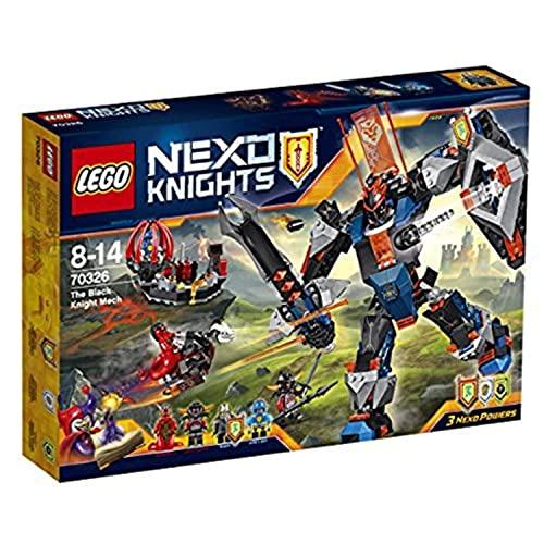 レゴ ネックスナイツ 70326 [LEGO] 70326 - Nexo Knights The Black Knight Mech by LEGOレゴ ネックスナイツ 70326