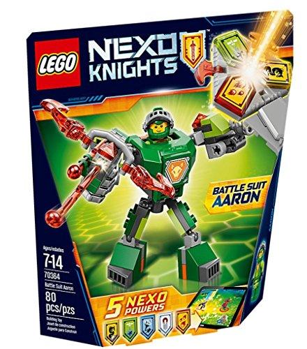 レゴ ネックスナイツ 70364 LEGO Nexo Knights - Battle Suit Aaronレゴ ネックスナイツ 70364