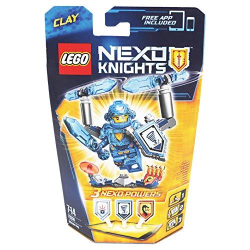 レゴ ネックスナイツ 70365 LEGO Nexo Knights - Battle Suit Axlレゴ ネックスナイツ 70365