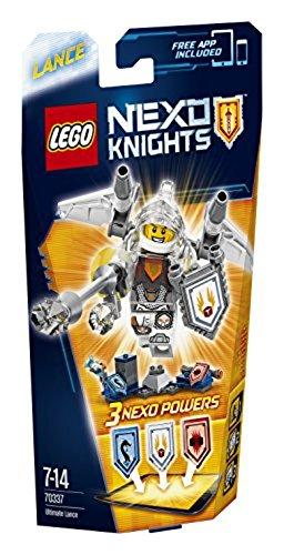 レゴ ネックスナイツ 70337 LEGO Nexo-Ultimativer Lanceレゴ ネックスナイツ 70337, 防犯百貨 ホームプラス 365dc047