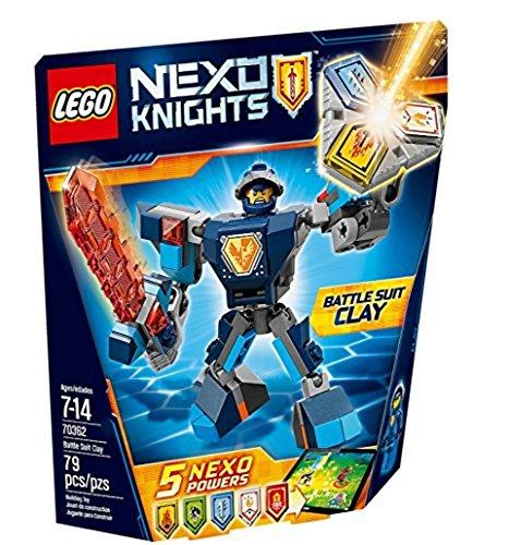 レゴ ネックスナイツ 70362 LEGO 70362 Battle Suit Clay Mini Figureレゴ ネックスナイツ 70362, e-SIV b797bbd4