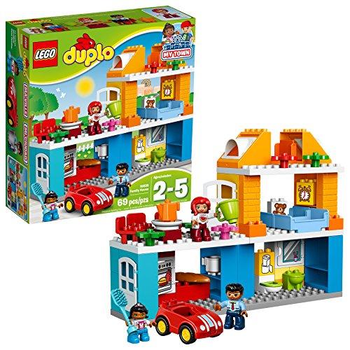 レゴ デュプロ 6174424 LEGO Duplo My Town Family House 10835 Building Block Toys for Toddlersレゴ デュプロ 6174424