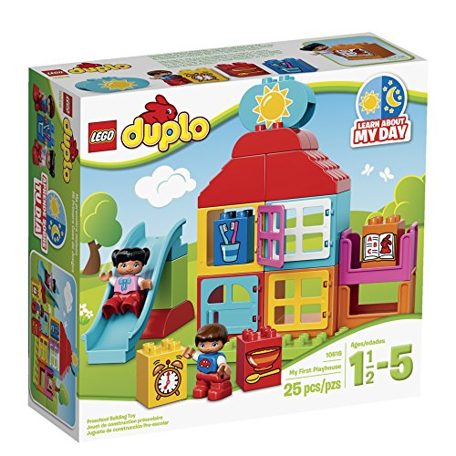 レゴ デュプロ 6101220 LEGO DUPLO My First Playhouse 10616 Toy for 1-Year-Oldレゴ デュプロ 6101220