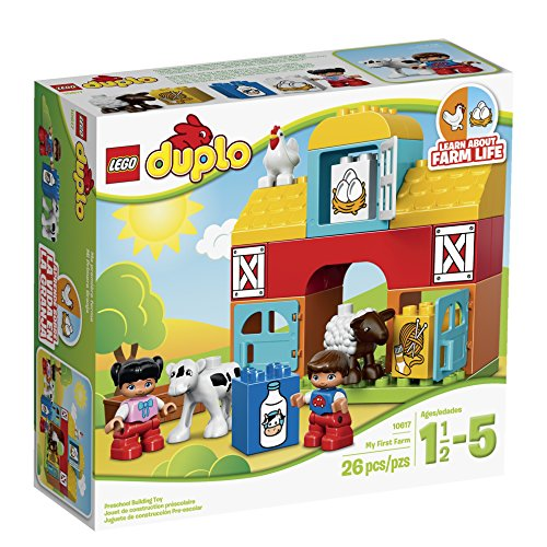 レゴ デュプロ 6101223 LEGO DUPLO My First Farm 10617レゴ デュプロ 6101223