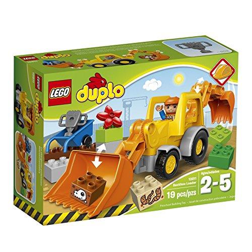 レゴ レゴ デュプロ 6138005 LEGO DUPLO 10811 Backhoe LEGO Backhoe Loaderレゴ デュプロ 6138005, ボルカノスパゲッチ:a00159ad --- gamenavi.club
