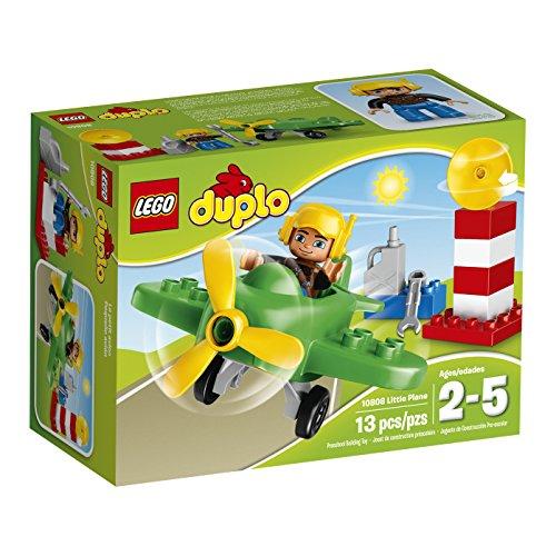 レゴ デュプロ 6137997 LEGO DUPLO Airport Little Plane 10808, Preschool, Pre-Kindergarten Large Building Block Toys for Toddlersレゴ デュプロ 6137997
