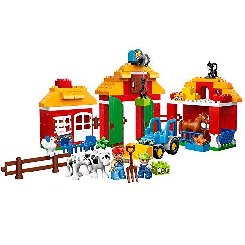 レゴ デュプロ 6061845 【送料無料】LEGO Duplo Town Big Farm 10525レゴ デュプロ 6061845