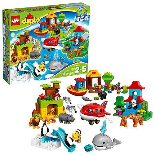 レゴ デュプロ 【送料無料】LEGO DUPLO Around The World 10805 (Amazon Exclusive)レゴ デュプロ