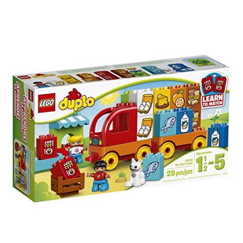 レゴ デュプロ 10818 LEGO DUPLO My First Truck 10818 Learning Toy, Large Building Blocksレゴ デュプロ 10818