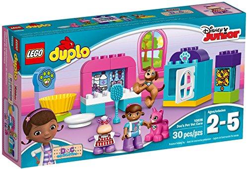 レゴ 6136887 デュプロ 6136887 LEGO Duplo l LEGO Disney Doc McStuffins' l Pet Vet Care 10828 Learning Toy for Toddlers, Large Building Bricksレゴ デュプロ 6136887, アーバーライフ:a266e72a --- krianta.ru