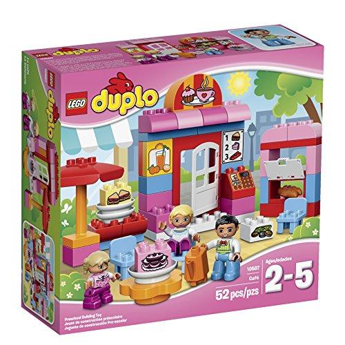 レゴ デュプロ 6101268 【送料無料】LEGO DUPLO Cafe 10587 Building Toyレゴ デュプロ 6101268