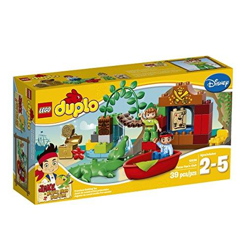 レゴ デュプロ 6061834 LEGO DUPLO Jake Peter Pan's Visit Building Set 10526レゴ デュプロ 6061834