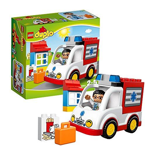 レゴ デュプロ 10527 5Star-TD Lego Duplo Ville Ambulanceレゴ デュプロ 10527