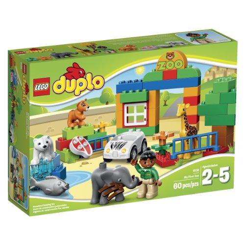 レゴ デュプロ 6070180 LEGO Duplo Town 6136 My First Zoo Building Setレゴ デュプロ 6070180