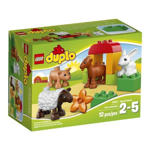 レゴ デュプロ 6061841 LEGO DUPLO Ville Farm Animals Building Set 10522レゴ デュプロ 6061841