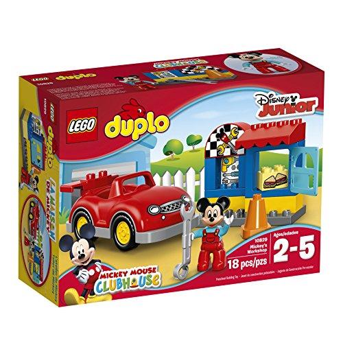 レゴ デュプロ 6136825 LEGO DUPLO Mickey's Workshop 10829レゴ デュプロ 6136825