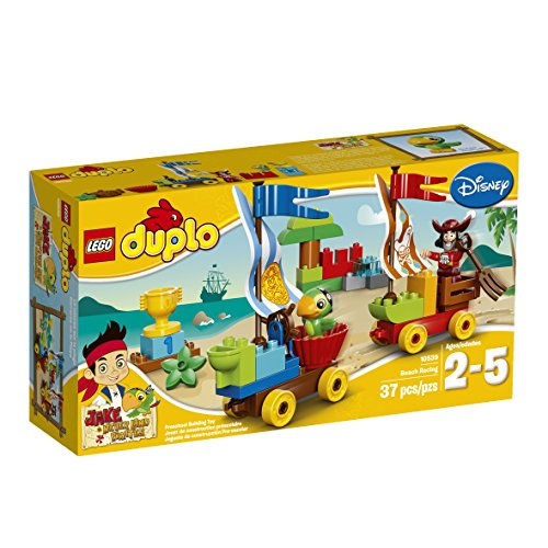 レゴ デュプロ 6061836 LEGO DUPLO Jake Beach Racing 10539 Building Toyレゴ デュプロ 6061836