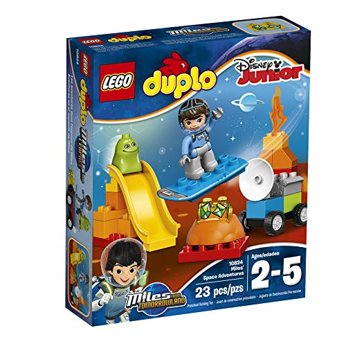 レゴ デュプロ 6138016 【送料無料】LEGO DUPLO Disney Junior Miles From Tomorrowland Miles' Space Adventures (10824)レゴ デュプロ 6138016